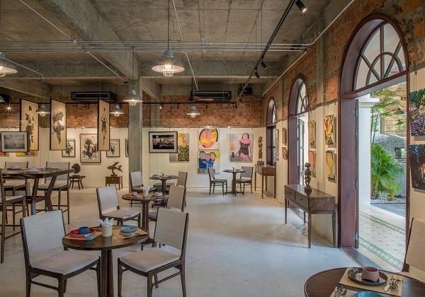 Art Space Restaurant
