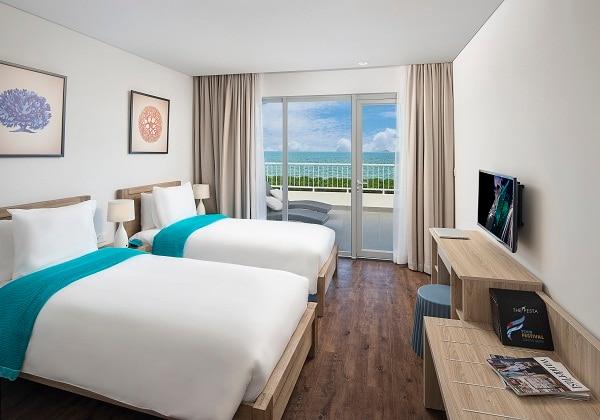 Three Bedroom Deluxe Suites