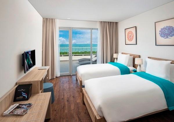 Three Bedroom Executive Suites