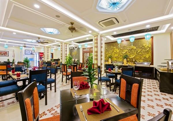The Tropical Restaurant