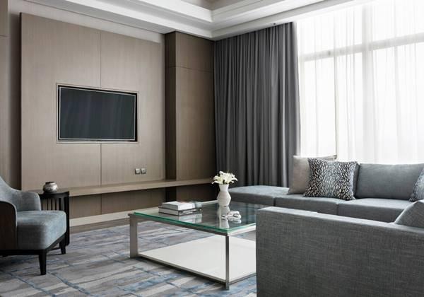 Guest room - Presidential Suite Living