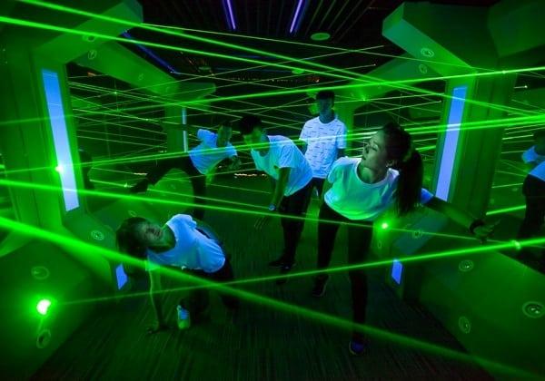 Laser Gallery