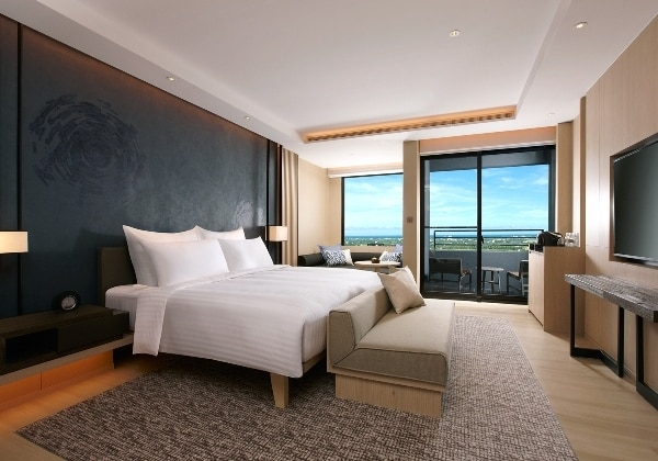 Hill Deluxe Room