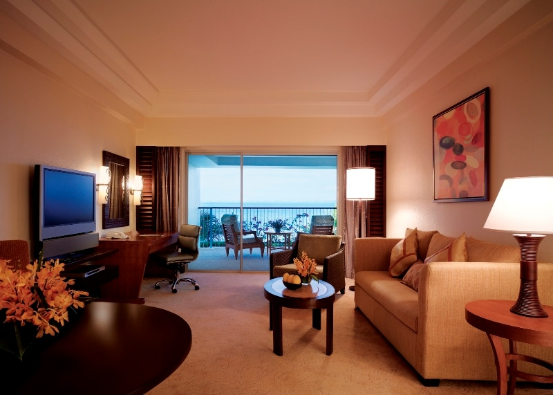 PANORAMA SUITE ROOM(LIVING)