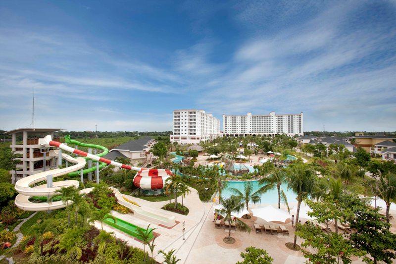 ジェイパーク アイランドリゾート&ウォーターパーク セブ , セブ島 ホテル
