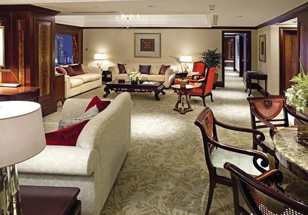 Three Bay Suite