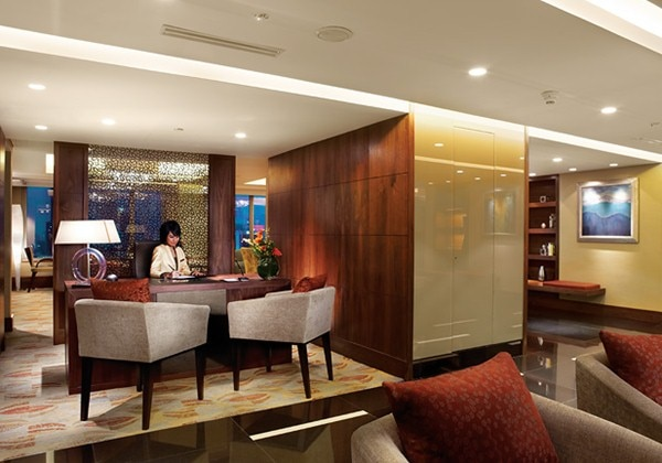 Horizon Club Lounge Reception