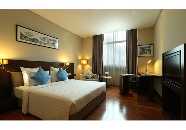 Superior Room at Premier Floor