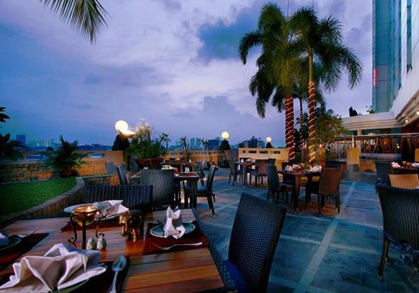 Sukhothai Terrace