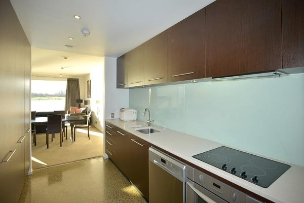 Quay Suite Kitchen