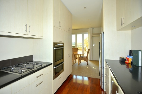 Terrace Apartment Kitchen