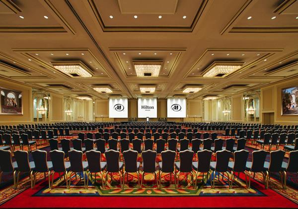 Huber International ballroom