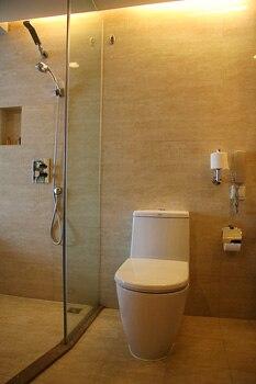 バスルームの一部