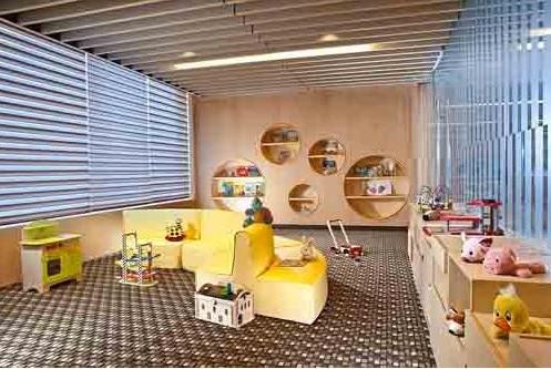 子供娯楽室