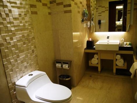 プラチナムデラックス バスルーム
