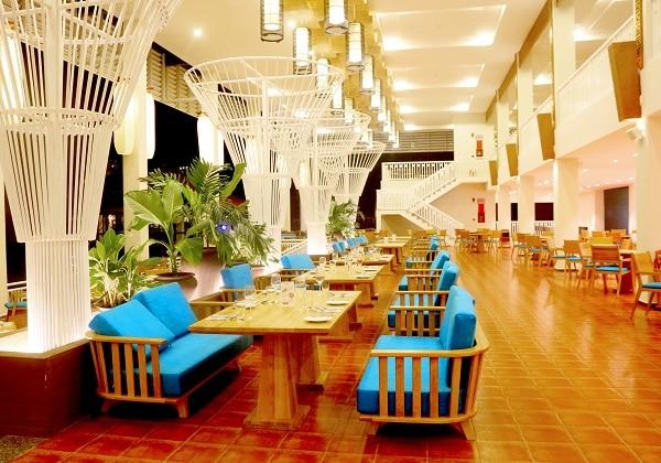 The World Restaurant