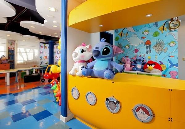 Play Children's Area