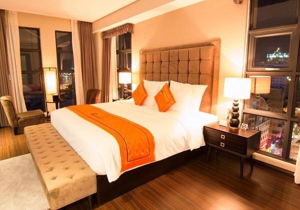 Sanouva Deluxe Room