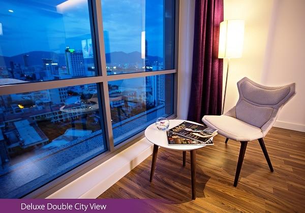 Deluxe Double - City View