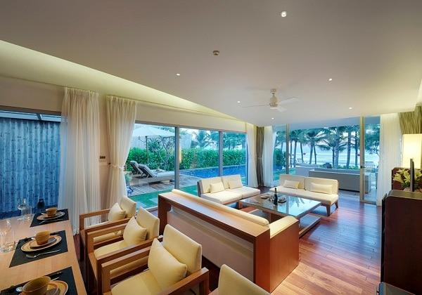 Beach Front Villa 3Bedrooms