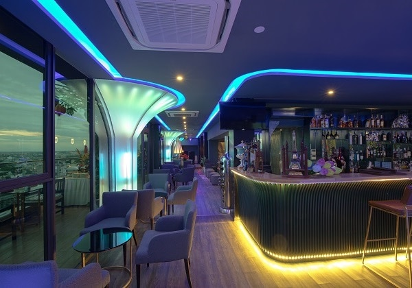 Pandora Sky Lounge