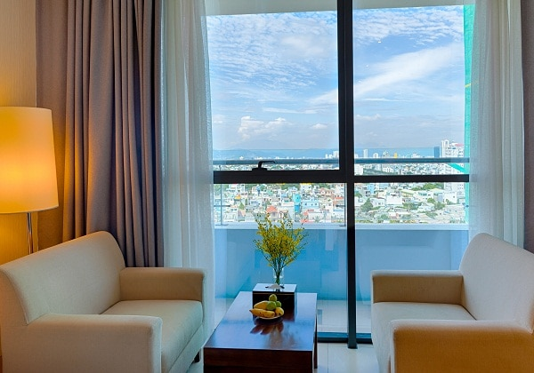 Superior City View Room