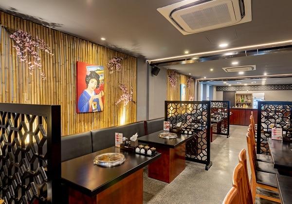Hanatei - Japanese Restaurant