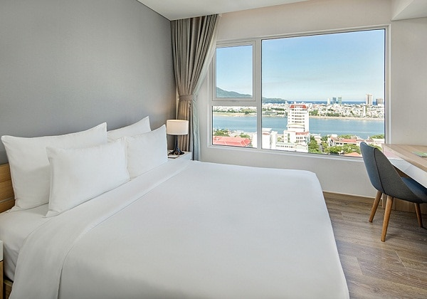 Diamond River View Two Bed Suite