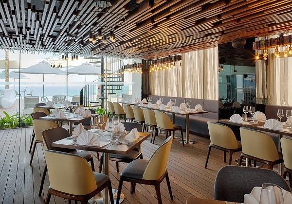 Sky Deck Restaurant