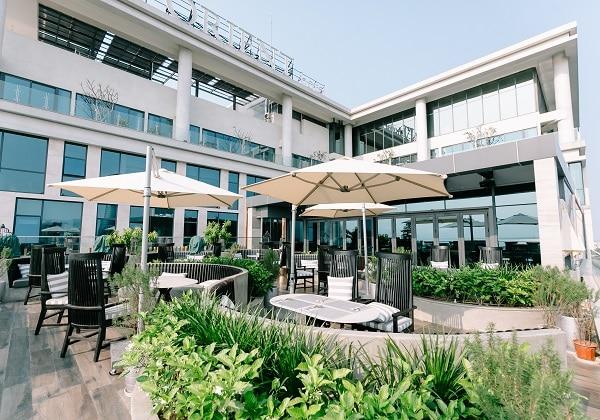 Sewa Sky Lounge