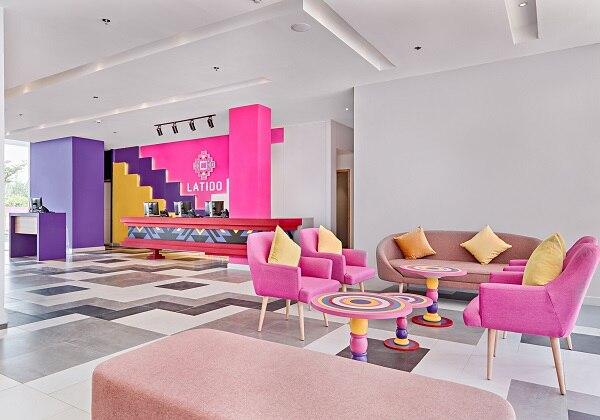 Lobby - Latido Hotel