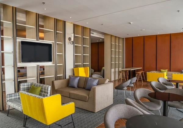 Lobby - Pulse Hotel