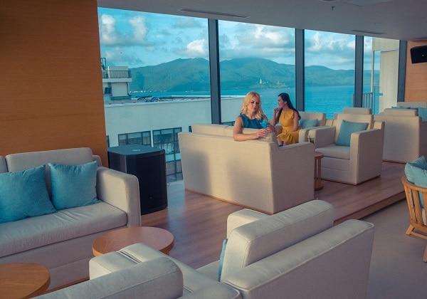 Rooftop Magic Lounge