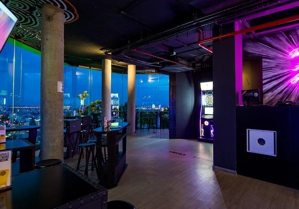 Jammin Darts Bar