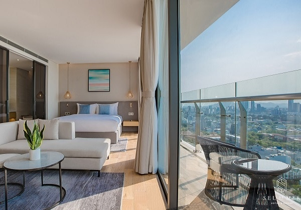 Junior Suite City View