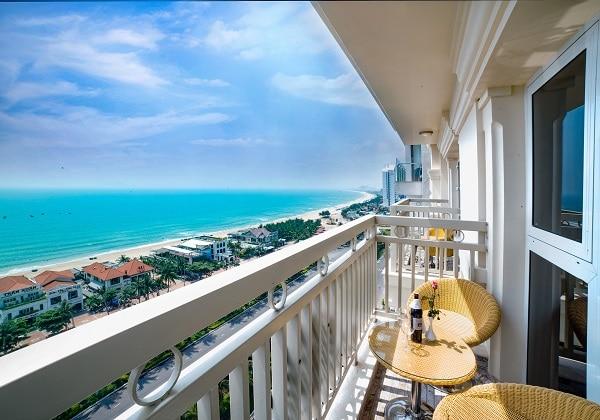 Vip with Balcony