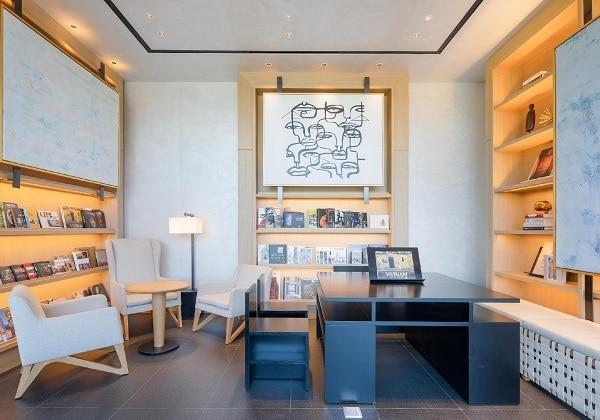 Monogram Lounge