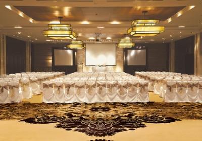 Saffron, the ballroom