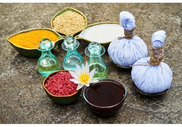 Organic Malabar Spa Product