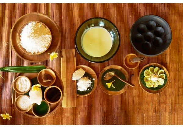 Balinese Cooking Class Recipe Laklak