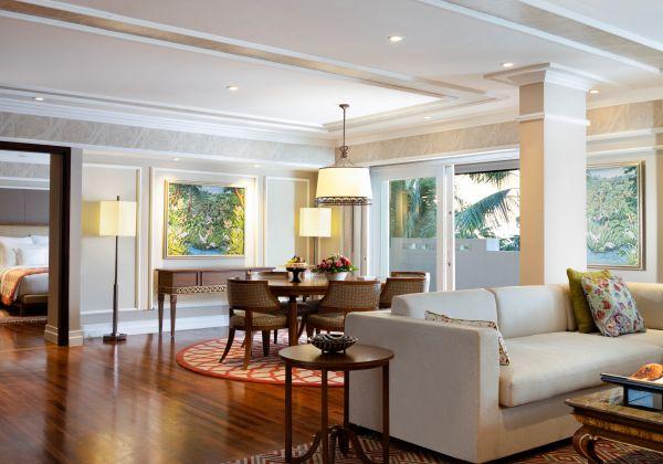 Pecatu Suite Living Room