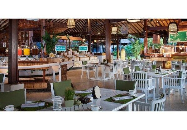 Jimbaran Garden Restaurant