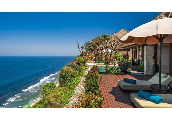 2 Bedroom Ocean Cliff Villa
