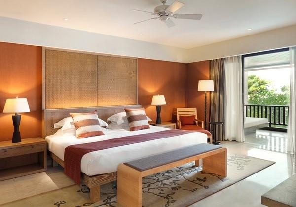 Conrad Suite Pool at Sunrise
