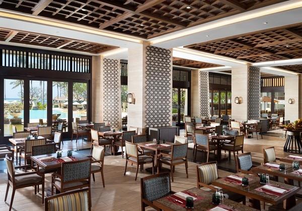 Conrad Ocean Suite