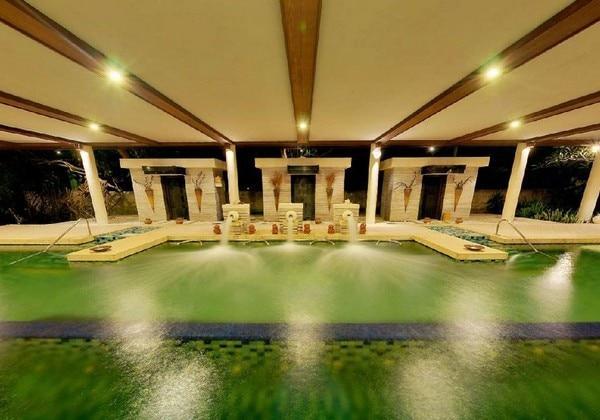 Spa Aquamedic Pool