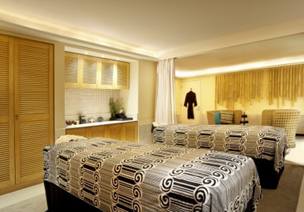 Rock Spa Couple Room