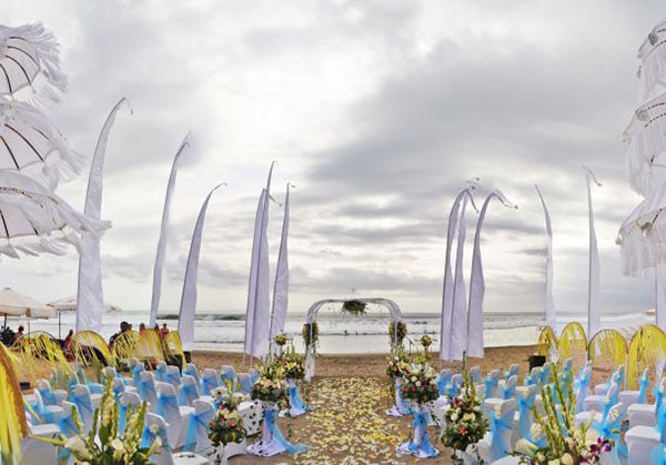 Beach Sandy Wedding