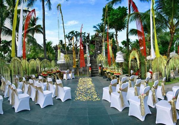 Temple View Wedding