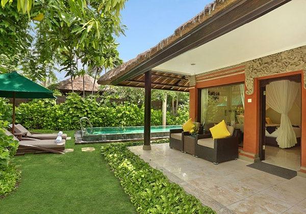 Deluxe Pool Villa